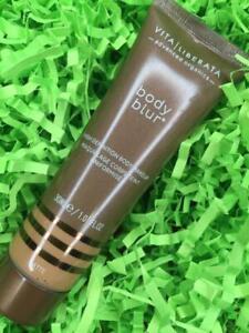 VITA LIBERATA Body Blur Instant HD Skin Finish LATTE (Medium) 1.01oz FULL OUNCE!