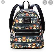 loungefly lion king mini backpack