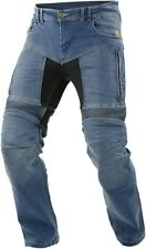 Trilobite Motorcycle Men Jeans Light Blue Size 38 8999900035073