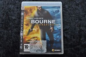 Robert Ludlum's The Bourne Conspiracy Playstation 3 PS3