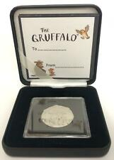 2019 &18 BU 50p CoinGallery Display Case Gift Card Gruffalo Peter Rabbit Snowman