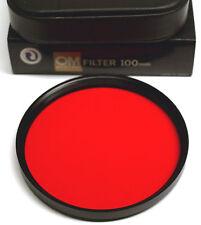 OLYMPUS OM-System Rotfilter E100