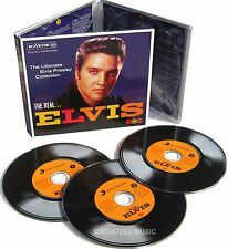 ELVIS PRESLEY CD x 3 The Real Elvis Ultimate Collection 90 Trk Best Of NEW Digi