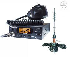 Radio CB PRESIDENT TEDDY ASC Multi-Standard + PRESIDENT Missouri EXP Antenne