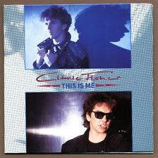 7 Inch - Climie Fisher - This Is Me - Posterbag, Booklet, Gatefold Sleeve