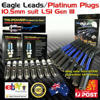 Top Gun HD Spiral Wire Spark Plug Ignition Leads TG6129
