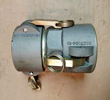 LaBarge MS27026-15 to MS27024-15 Female to Female Cam-Lock Coupling