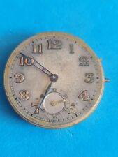 Vintage Original Longines 12.92 Manual Winding Movement For Parts, Doesn't Work