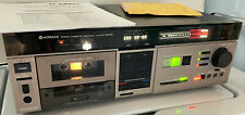 ultra rare Hitachi D-2200M Cassette Deck 3 HEADS player Dolby B C 1982 PLS READ