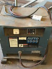Hertner Auto 1000 Forklift Charger - 24V DC Output, model 3SN12-680 - Used