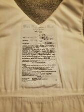 Protective Apparel Corporation of America White Level 3 A Bullet Proof Vest