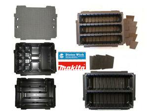 Makita Makpac Systainer Einsatz Vario P-83680 P-83674 P-83668 P-83705 P-83696