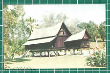 CWC   Postcards   Malaya   1950s Malay House, Seremban Park #3317 Near Mint