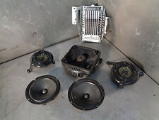 Audi TT 8N 98-06 Mk1 225 Quattro ROADSTER Bose speaker set + sub + amp ,upgrade