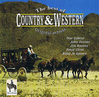 "The Best Of COUNTRY & WESTERN ""Original Artists"" CD NEU & OVP"