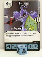 YU-GI-OH dice Masters - #011 Blade Knight-LONE WOLF-Base Set