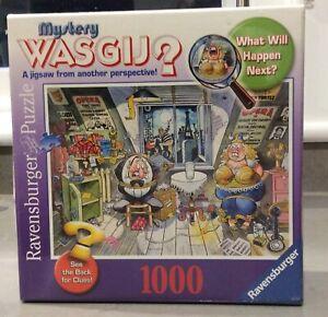 Wasgij Jigsaw Puzzle Drama At The Opera New Sealed