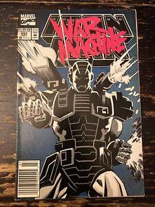 Iron Man #282 1st Full App. War Machine (Marvel) Free Combine Shipping
