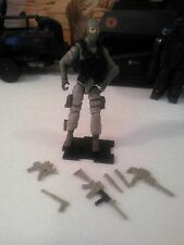 Ninja Dojo Set Exclusive: 2012 GI Joe Ranger: BEACHHEAD(v16):100% CMP