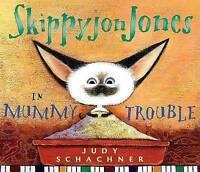 Skippyjon Jones in Mummy Trouble-ExLibrary