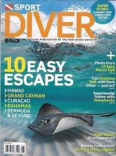 Sport Diver Magazine 10 Easy Escapes Maui Best Dive Operators Photo Pro Tips