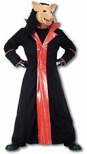 Saw Maiale Taglia Media Film Horror Costume Vestito p8751