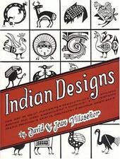 Indian Designs Native American Paperback