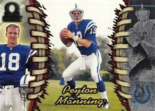 New listing 1998 Omega  Peyton Manning #101 Colts Rookie RC