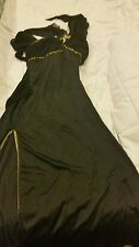 Elvira Mistress of the Dark Full-Length Dress Costume # STANDARD