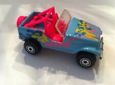 HOT WHEELS TRAIL BUSTER JEEP