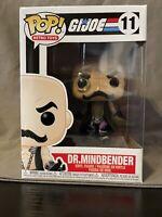 Multicolour Mindbender Collectable Toy Funko 50910 GI Joe Dr