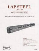 Lap Steel Guitar Instruction Book:  Beginner's Guide to Playing Lap Steel Guitar