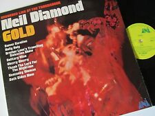 Neil Diamond-Gold-UNLS 116-Vinyl-Lp-Record-Album-1970s