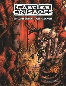 Troll Lord Castles & Crusades Engineering Dungeons (2nd Ed) New