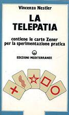 Vincenzo Nestler = LA TELEPATIA DURA21