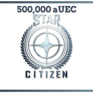 Star Citizen aUEC 500,000 Funds Ver 3.13.1 Alpha