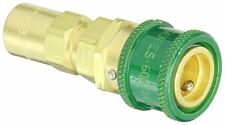 Eaton Hansen GR60B3SL Brass Quick-Connect Pneumatic Fitting,