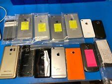 LOTTO di 14x cellulari Apple iPhone 6 6s Plus Samsung s7 NOKIA-per parti -