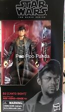 Star Wars Black Series DJ Canto Bight 6-Inch Action Figure IN STOCK USA