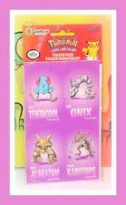 ❤️Vtg Sandylion Pokemon 8 Collector Stickers 2 Sheets Tentacool Onix Alakazam❤️