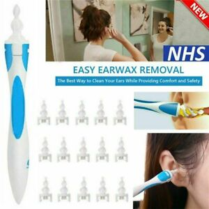 Ohr Wachsentferner Ear Wax Removal Tool Q-Grips Ear Wax Cleaner Mit16 Tipsa