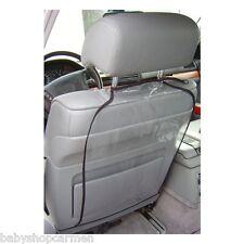 PKW Autositz Schutzfolie Schmutzschutz Rückenlehne Vordersitz Sitzschoner Bezug