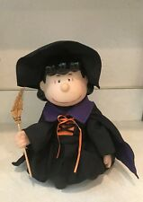 Halloween Peanuts Dancing Lucy Witch Costume Animated & Musical Charlie Brown