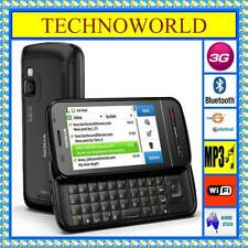 UNLOCKED NOKIA C6+3G+FULL QWERTY KEYPAD+TOUCH SCREEN MOBILE+MS OFFICE+GPS+WIFI