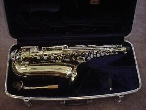 Conn Shooting Star Alto Saxophone, Complete Overhaul