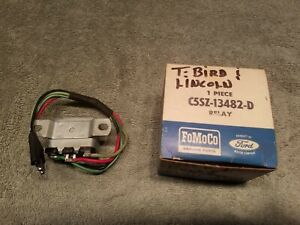 LINCOLN-T-BIRD STOP LIGHT SEQUENTIAL RELAY (NEW)