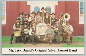 Nashville Tennessee~Mr Jack Daniel's Original Silver Cornet Bank~Vintage PC