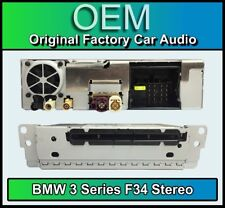 Gran Turismo F34 BMW 3 Series, reproductor de CD Radio Bluetooth estéreo, Profesional