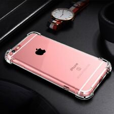 For iPhone X 10 7 8 Plus New Ultra Thin Slim Soft Rubber Silicone Case Cover UK