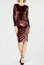 MICHAEL Michael Kors Crushed Velvet Dress M